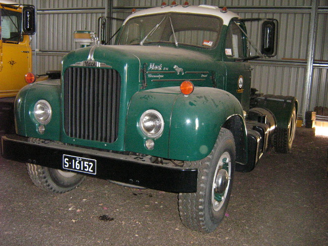 Winton Heritage Truck and Machinery Museum, Queensland