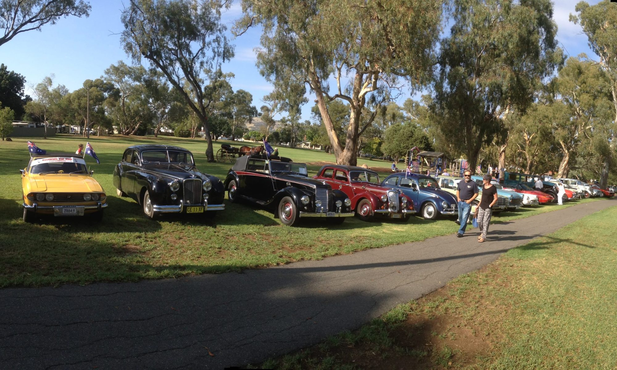 Cootamundra Antique Motor Club
